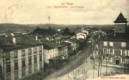 81 - RABASTENS - Le Faubourg - Rabastens