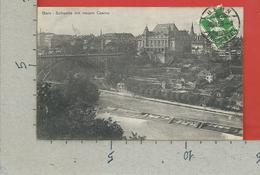 CARTOLINA VG SVIZZERA - BERN - Schwelle Mit Neuem Casino - 9 X 14 - 1909 - BE Berne