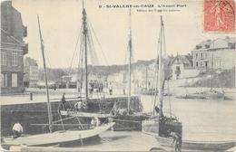 SAINT VALERY EN CAUX : L'AVANT PORT - Saint Valery En Caux