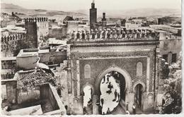Dav: Maroc :  FES  : Vue  Porte   Bou - Fez