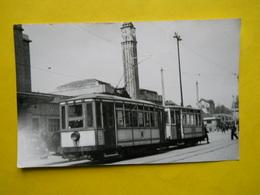 Photo J.Bazin ,gare , Train ,tramway, Belfort - Trains