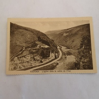 Luxembourg - Vianden // Eglise Dans La Vallee De L'Our  (Ed. Hotel Heintz) 19?? - Vianden