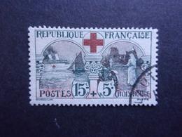 FRANCE YVERT 156 OBLITÉRÉS - Oblitérés