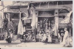 LE CAIRE CAIRO (Egypte Egypt) - The Bazaars Bazars Indigènes - LL 45 - Le Caire