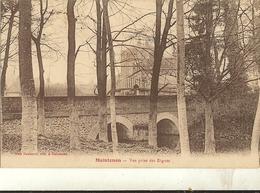 28 - MAINTENON - Vue Prise Des Digues  183 - Maintenon