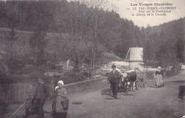 LES VOSGES ILLUSTREES - Le Val D'Ajol - Faymont - Pont Sur La Combeauté Et Chemin De La Cascade - France