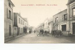 MAXEVILLE  731 - Maxeville