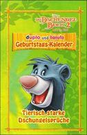 Duplo / Hanuta - Le Livre De La Jungle 2 : Poster Complet - Autres Collections
