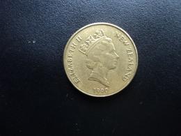 NOUVELLE ZÉLANDE : 1 DOLLAR  1990 (l.)   KM 78     SUP - Nuova Zelanda