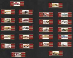 Stompkop - Exposition Universelle Osaka 1970 - Série De 24 Bagues De Cigares - Bagues De Cigares