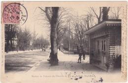 92 : PUTEAUX : Station De Chemin De Fer Du Bois De Boulogne : - Précurseur - - Tranvía