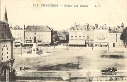 28 - CHARTRES -  Place Des Epars    184 - Chartres