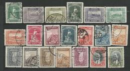 TURQUIE 1930  - 20 Timbres Lot 34 Tous Differents Voir DETAIL ANNONCE - Turquie
