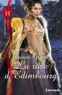 La Rose D'edimbourg Amanda Mccabe   +++TBE+++ LIVRAISON GRATUITE - Romantique