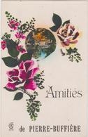 Amitiés De PIERRE BUFFIERE (87) Roses - Pierre Buffiere