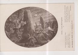 CPA- Thème Folklore-Les Chansons De Botrel- Les Korrigans- - Musica