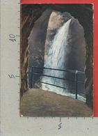 CARTOLINA VG SVIZZERA - Trummelbach Sechster Fall - 9 X 14 - 1925 - BE Berne