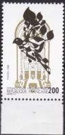 Frankreich, 1988, Mi.Nr. 2654, MNH **,  Synagoge Victoire,  Synagogue De La Victoire, - Unused Stamps