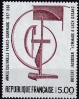 Frankreich, 1988, Mi.Nr. 2687, MNH **, Hommage à Léon Degand - Unused Stamps