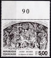 Frankreich, 1988, Mi.Nr. 2689, MNH **, Art : Enterrement - Unused Stamps