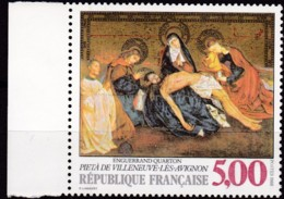 Frankreich, 1988, Mi.Nr. 2695, MNH **,  Art : Peintures De Enguerrand Quarton - Unused Stamps
