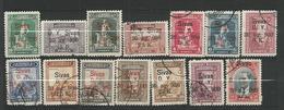 TURQUIE 1931 - 24 Timbres Lot 36 Tous Differents Voir DETAIL ANNONCE - Turquie