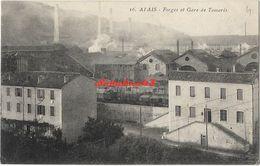 Alais - Forges Et Gare De Tamaris - Alès