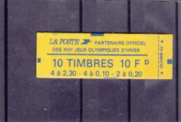 Carnet à Composition Variable - Marianne De Briat - N°YT 1502 - Libretas