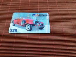Amerivox Prepaidcard Car 2 Scans Rare - Stati Uniti