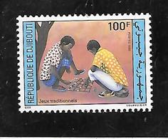 TIMBRE NEUF DE DJIBOUTIDE1992 N° MICHEL 566 - Dschibuti (1977-...)