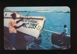 Aruba - Cruiser Berhed At Brion Wharf [BB0-1.774 - Aruba