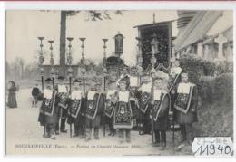 11940  FRD27  CPA BOURNAINVILLE FRERES DE CHARITE TBE - Altri Comuni