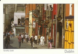 (DUBLIN )( IRLANDE ) TEMPLE BAR - Dublin