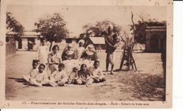 250557Franciscaines De Sainte Marie Des Anges, Ecole Enfant's De Basse Caste - Hyeres