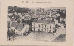 CIREY (54) CPA - Vue Prise Du Clocher De L'église - Cirey Sur Vezouze