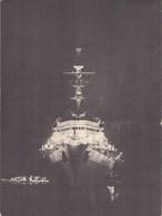 BATEAU  DE  GUERRE  --  PORTE  HELICOPTERES  JEANNE  D'ARC   ? - Warships