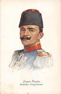 ¤¤    -   Illustrateur   -  Enver PASCHA  -  Lürkischer Kriegsminister   -   ¤¤ - Personnages
