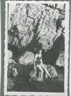 Belle Femme En Maillot De Bain Beautiful Women In Swimsuit - Pin-Ups