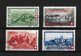 1944 PRO PATRIA → Stadt- Und Landschaftsbilder   ►SBK-B22 Bis B25◄ - Pro Patria