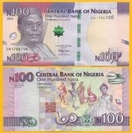 Nigeria 100 Naira P-41 2014 Commemorative UNC Banknote - Nigeria