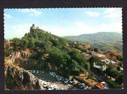République De Saint-Marin - Vue Panoramique - Nombreuses Voitures -  N° 034 / 89 - Saint-Marin