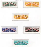 1965/1972 - SAINT-MARIN - SAN MARINO - Sass. Pacchi Postali 42/47 - MNH - New Mint - Colis Postaux