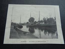 Origineel Knipsel ( 3265 ) Uit Tijdschrift  :   Humbeek - Vieux Papiers