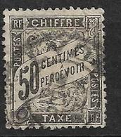 France   Taxe  N°  20    Oblitéré  B/TB      Soldé à Moins De 15 %  ! ! ! - 1859-1955 Used