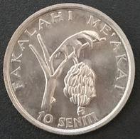 TONGA - 10 SENITI 1981 - FAKALAHI ME'AKAI - FAO - KM 69 - Vatican