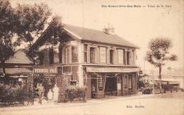 20-3959 : SAINTE GENEVIEVE DES BOIS. TABAC DE LA GARE. CAFE RESTAURANT. - Sainte Genevieve Des Bois