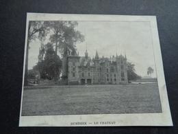 Origineel Knipsel ( 3270 ) Uit Tijdschrift  :   Humbeek - Vieux Papiers