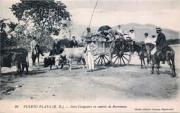 République Dominicaine - Puerto Plata -Gira Campestre En Camino De Bocanueva - Dominicaanse Republiek