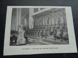Origineel Knipsel ( 3275 ) Uit Tijdschrift  :   Vilvorde   Vilvoorde - Old Paper