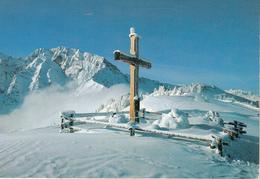 Gipfelkreuz Am Roßfeld Ak151138 - Non Classés